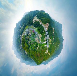 福建省德化县全域旅游VR全景展示