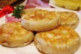 潍城火烧是山东潍坊的一种有名的小吃